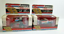 2Pc. 2000 Racing Champions 1:64 Diecast NASCAR Dave and Dole Blaney Amoco  #93