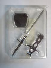 2004 Slice Style BIN B49  G I JOE Accessory         Gun Metal Wavy Sabre Sword