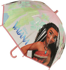 Vaiana Parapluie Moana Bubble Transparent Pour Enfants ORIGINAL