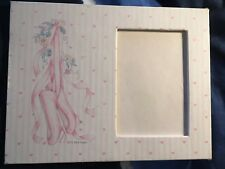 C. R. Gibson - Ballet Shoes Picture Frame - No Glass -Pre-owned