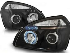 HYUNDAI TUCSON 2004-2007 2008 2009 2010 FARI ANTERIORI LPHU02 ANGEL EYES LED