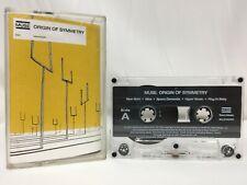 Muse Origin Of Symmetry Cassette Tape (Mushroom/Sony 2001)