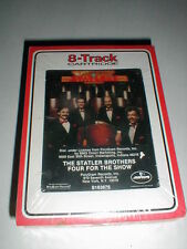 The Statler Brothers FOR THE SHOW 8 Tack Tape SEALED BMG CLUB Country Gospel Pop