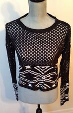 Hurley Ladies Tippi Sweater Size Large