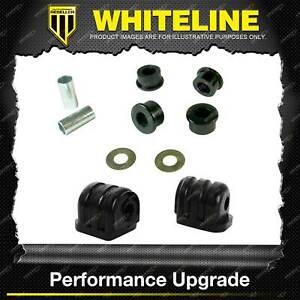 Whiteline Front Control Arm Lower Bush Kit for Nissan Bluebird U13 FWD 4CYL