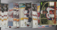 (84) card Ed Jovanovski mixed lot w/ (64) rookies #/d, Vancouver Canucks legend