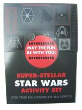 Star Wars Conjunto de actividad por Hallmark (máscara, certificado, hechos) - 11518286