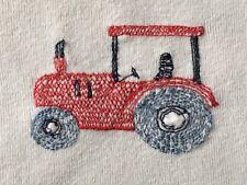 Gap One Piece Size 0 3 Months Snap Shirt Farm Tractor Boys Girls Gapkids White