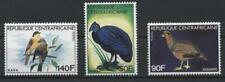 [CAR] CENTRAL AFRICA 1981 BIRDS, fauna. Set of 3. SC#488-490.