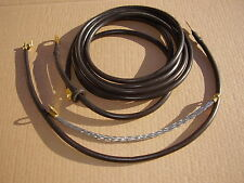 Mk2 Lotus Cortina Battery Cables