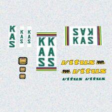 KAS Vitus Bicycle Frame Stickers - Decals - n.861