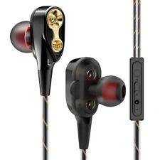 4 Speaker Bluetooth wireless Headphones Earphones stereo bass for iPhone Samsung