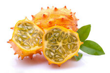 CUCUMBER 'African Horned' /Kiwano / jelly melon/20 seeds