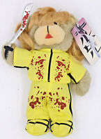 Kill Bill Big Screen Bears The Bride Teddy Bear *Uma Thurman* NECA