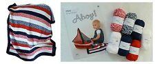 Facile tricot bébé couverture Kit Rico bébé Coton Doux DK FIL & Motif FREEPOST!