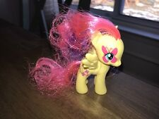 "My Little Pony Cutie Mark Magic Fluttershy Figure 3.5"" EUC (2)!"