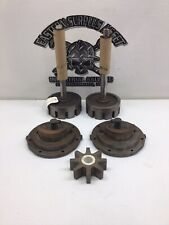 Lot Of Assorted Viking Pump Parts Shaft Rotor Back Plate *NEW*