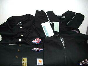 Work Shirt LOT XL Shirts Port Authority Jacket Hat Port Pocket Blanket Carhartt
