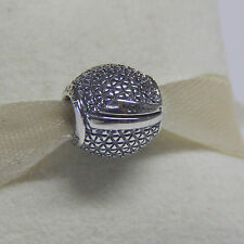 New Authentic Pandora Charm Epcot Spaceship Earth 791559 Box Included