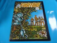 Fugitoid   # 1 issue marvel Comic book 1st print Eastman laird