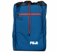 Fuji Sports BJJ Jiu-Jitsu Lightweight Gi BackPack Gear Bag Gearbag  - Blue