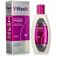 V Wash Plus Expert Intimate Hygiene Vaginal Lotion100ml Pack free shipping