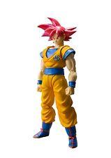 Bandai Super Saiyan God Son Goku Dragon Ball Z SH Figuarts 14 Cm