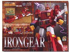 Used Soul of Chogokin GX-38 Iron Gear Bandai