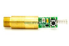 20mW INDUSTRIAL/LAB 3VDC 532nm Green Laser Diode Dot Module