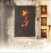SUZANNE VEGA LIVE at the Speakeasy NYC 1985 2 LP NEW SEALED