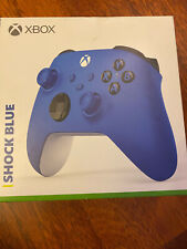 Official Xbox Series X & S Wireless Controller Model 1914 - Blue - Please Read
