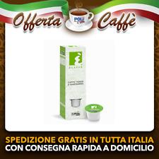 Caffitaly 100 Capsule caffè Caffitaly System Caffè Verde e Ganoderma