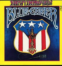 "BLUE CHEER ""NEW! IMPROVED!"" ORIG GER 1969 RANDY HOLDEN"