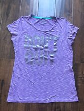 EVCR Activewear Top Womens Size L