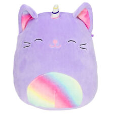 Squishmallows 7.5inch Hank The Hippo Plush Cute Soft Toy Hippopotamus With T