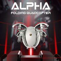 Mini UFO Drone Egg Shape Deformation Aircraft & HD Camera Remote Controller