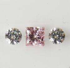 0.11ct!!  AUSTRALIAN ARGYLE PINK DIAMOND 100% UNTREATED +CERTIFICATE INCLUDED