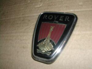 Rover 100 Grill badge emblem motif