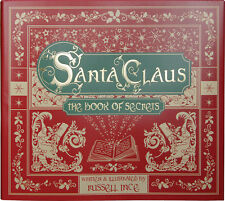 SANTA CLAUS: THE BOOK OF SECRETS - Children's Christmas Story Book HARDBACK