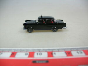 O638-0, 5 #wiking H0 Model Gk 149/5 Opel Captain Taxi - Very Good