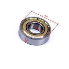 12mm x 28mm x 8mm 6001Z Shielded Deep Groove Radial Hub Wheel Rim Ball Bearing