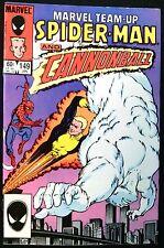 Marvel Team-Up #149 (Spider-Man & Cannonball); Grading: VF+/NM-