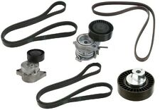 For BMW E39 E46 E53 E83 Drive Belt Tensioner Pulley KIT Mechanical Type