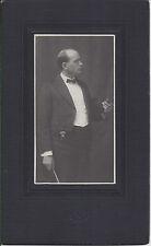 1908 CABINET PHOTO ASHLAND OH FAMOUS? VIOLINIST