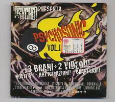 PSYCHOSONIC Vol 1 Labirinth Stratovarius Gathering Meshuggah Judas Priest -CD219