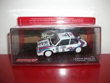 lancia delta S4 1985 H toivonen N wilson 1/43 champion rally cars IXO altaya