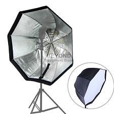 "30"" Photo Studio Octagon Umbrella Softbox Flash Reflector Speed Light Diffuser"