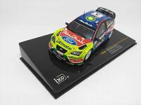IXO 1:43 - RAM300 Ford Focus RS WRC #3  Rally Monte Carlo 2008 Hirvonen Lehtinen