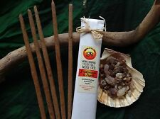 NATURAL FRANKINCENSE MYRRH INCENSE STICKS~100% PURE~MADE BY QUEEN OF THE NILE UK