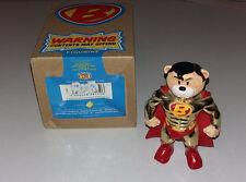 Bad Taste Bears Clark ORO DORATA VERSIONE SUPERMAN NUOVO rares oggetto da collezione 71